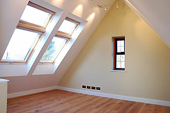 Loft Conversions North London - Quality workmanship, BEST possible price!